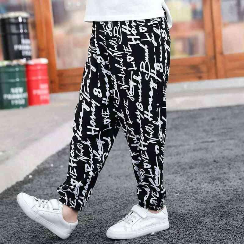 Thin Casual Heram Pants For Kids