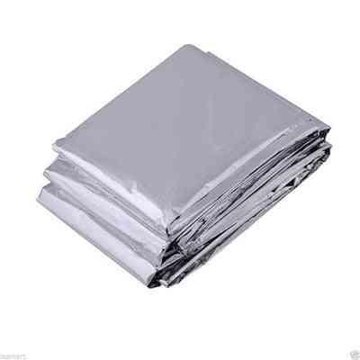 Reusable, Waterproof And Windproof Insulating Emergent Blanket