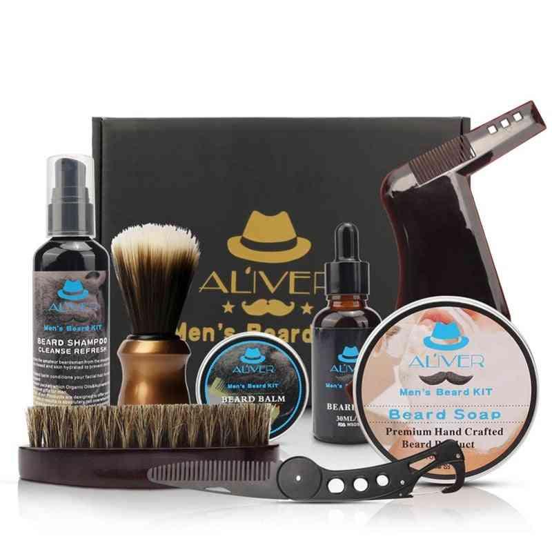7-in-1 Beard Care Grooming Kit