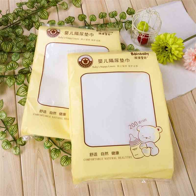 Nappy Liners Baby Disposable Soft Cloth Diaper Nonwoven Fabric