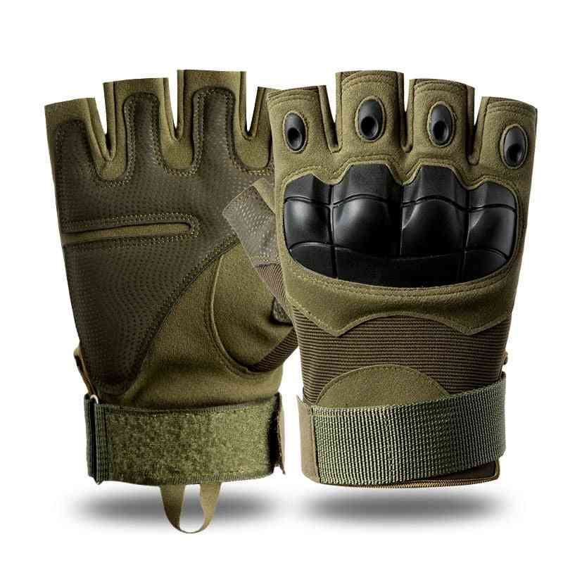 Tactical Full/half Finger Gloves For Hunting, Shooting , Military Training