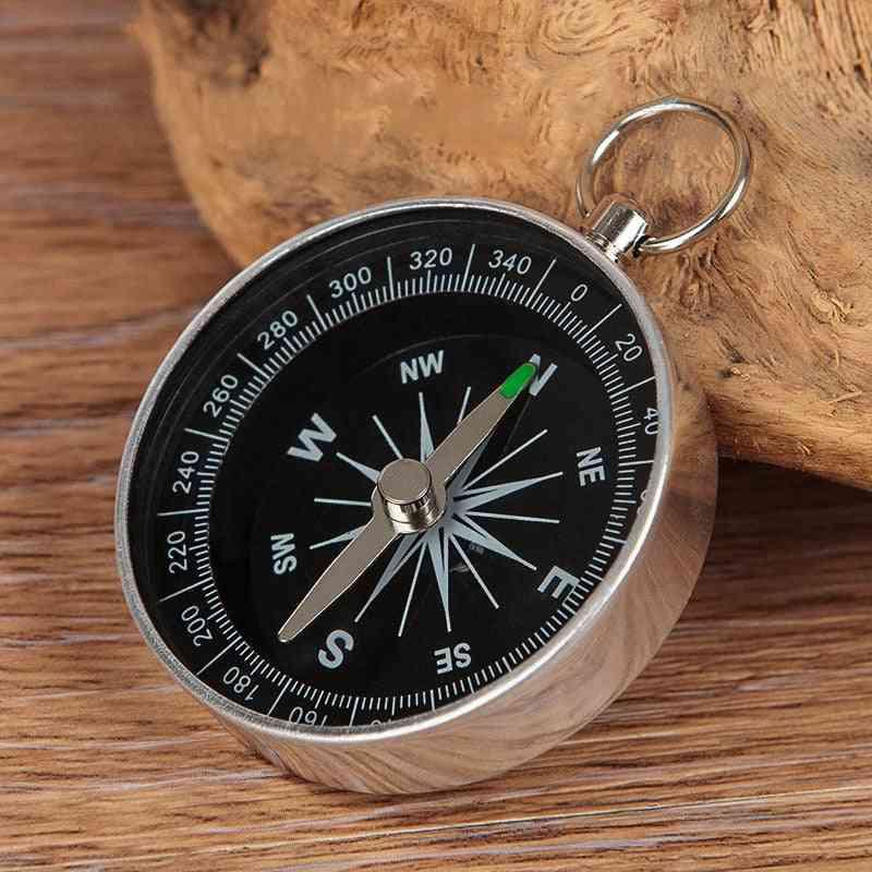 Mini Pocket Compass-navigation Tool