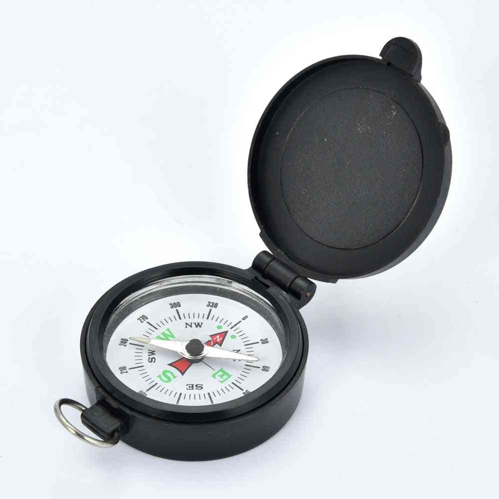 Military Camping / Hiking Army Survival Marching Pointing Guider Compass