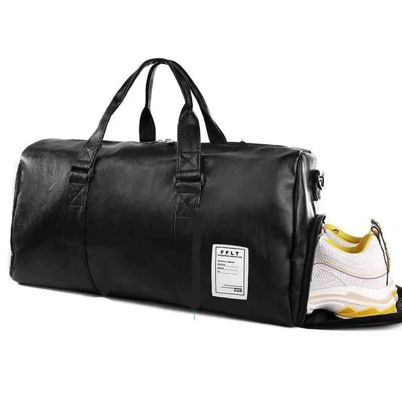 Women & Men Fitness Bag, Waterproof Large Capacity Sport Totes For Travelling