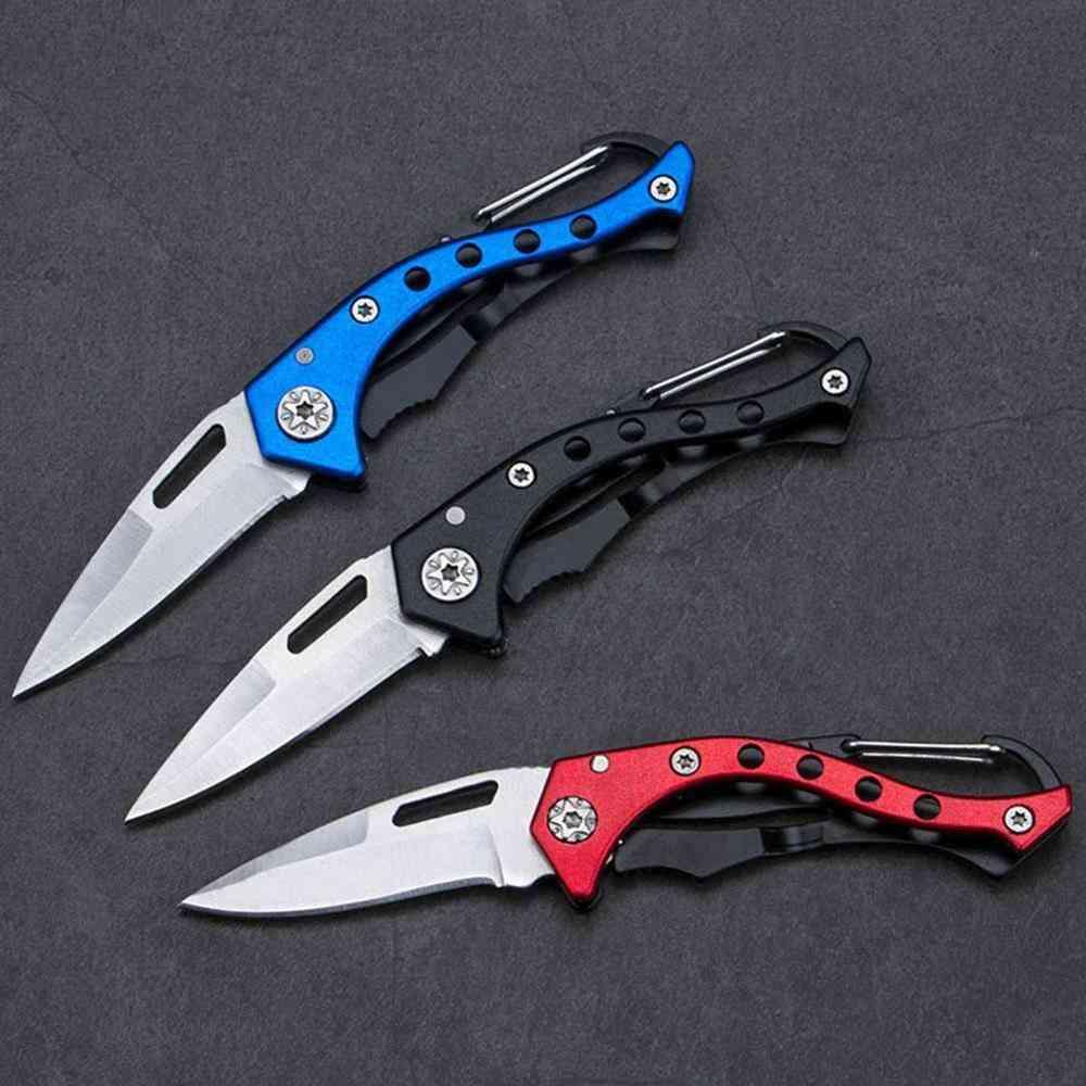 Portable And Folding Pocket Knife