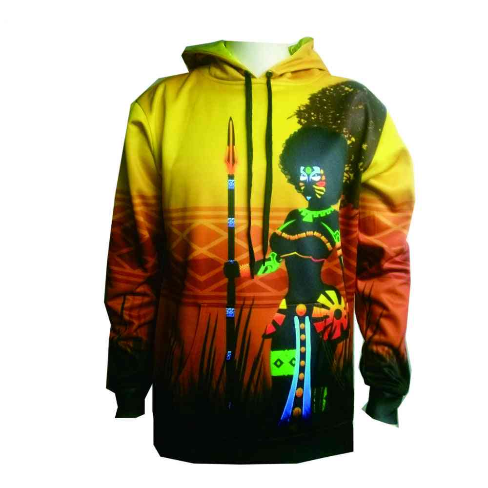 Hooded Pullover Sweatershirts
