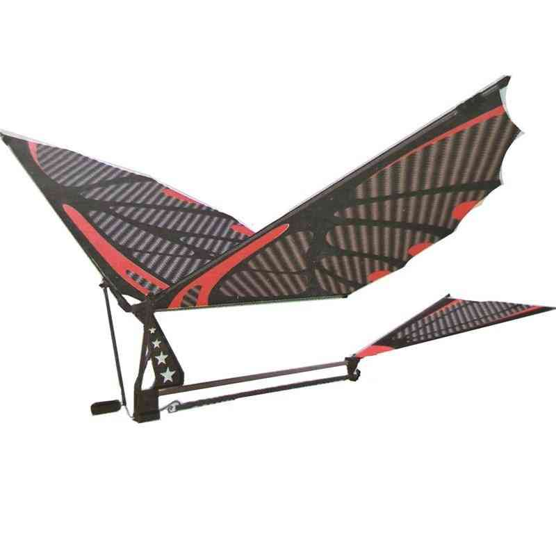 Eagle Design Diy Assembly Flapping Wing Model Toy