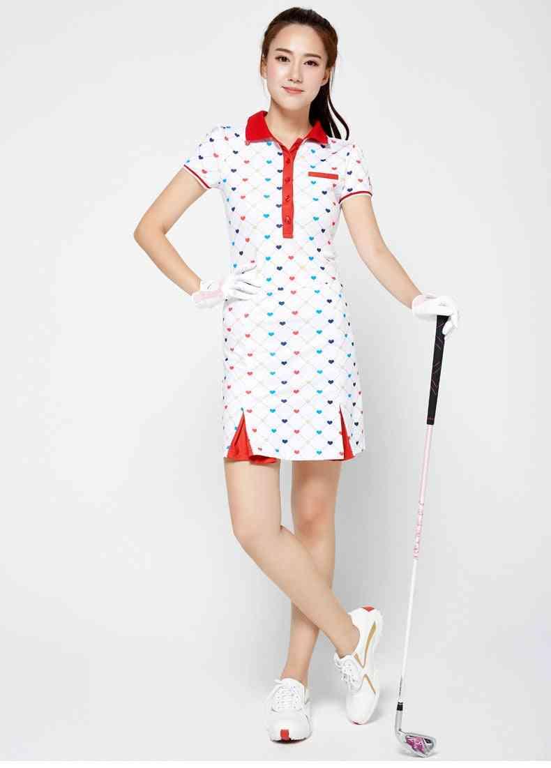 Fitness Women Slim Sportswear Golf & Tennis Dress
