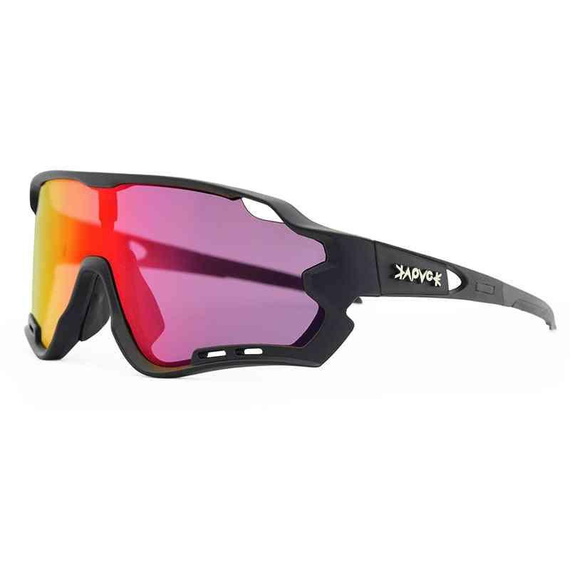 Cycling Sunglasses, Men & Women Mtb Bicycle Eyewear Goggles Photochromic Polarized
