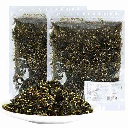 Pure Natural Plant Dried Seaweed With Sesame And Rice Delicious Fried Laver