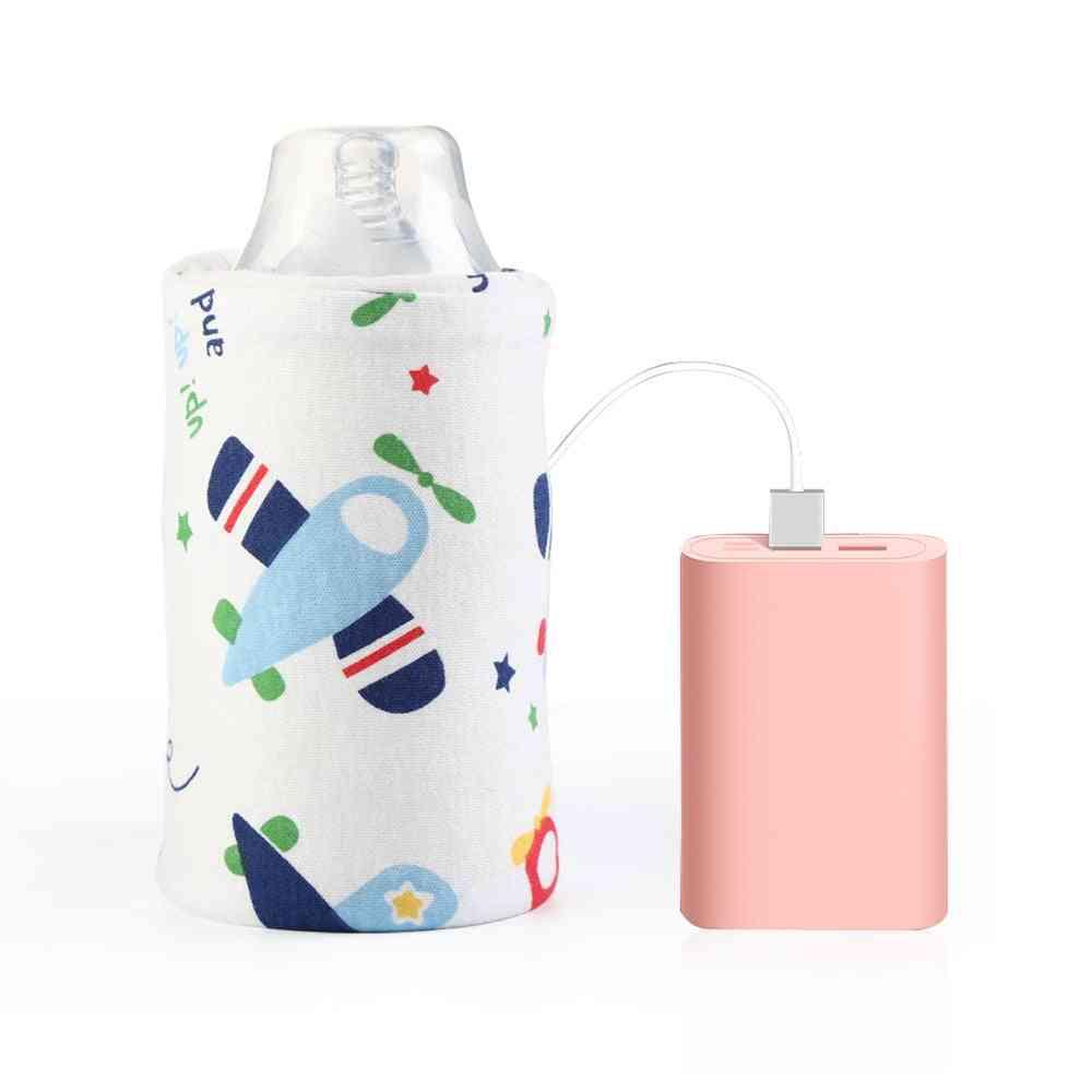 Milk Warmer Insulated Bag-feeding Bottle Cover