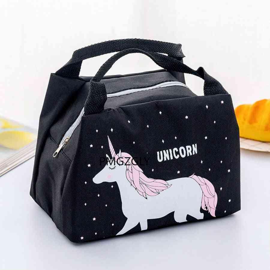 Waterproof Thermal Convenient Leisure Cute Cartoon Feeding Bag