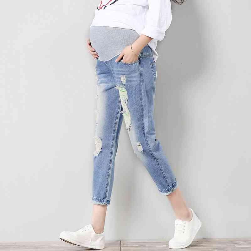 Maternity Denim Jeans, Pregnancy Clothes For Pregnant Women