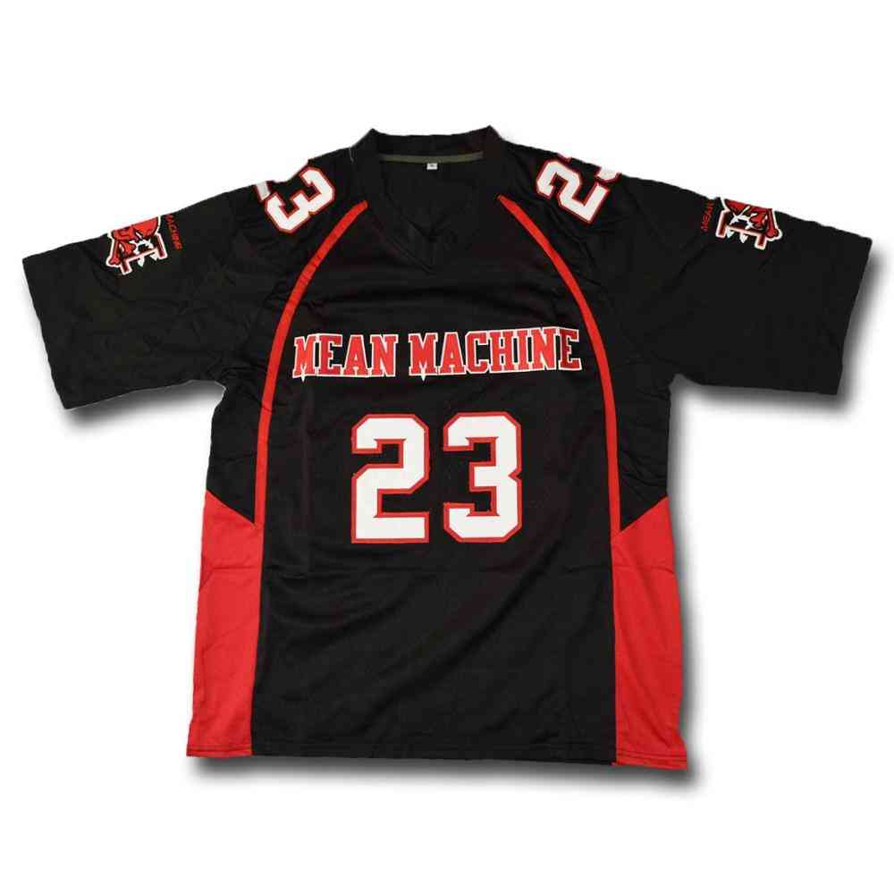 Men's 18 Paul Crewe Mean Machine The Longest Yard Movie, Football Jersey Stitched