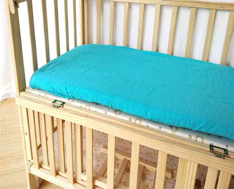 Soft Breathable Baby Bed Mattress Cover
