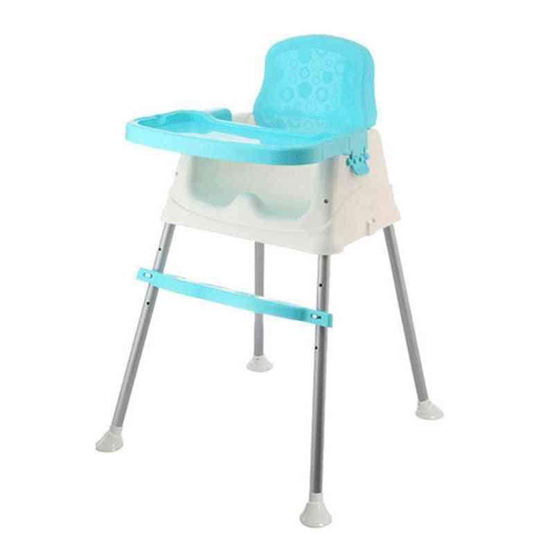 Baby Dinner Table, Detachable Feeding Portable Folding Chair