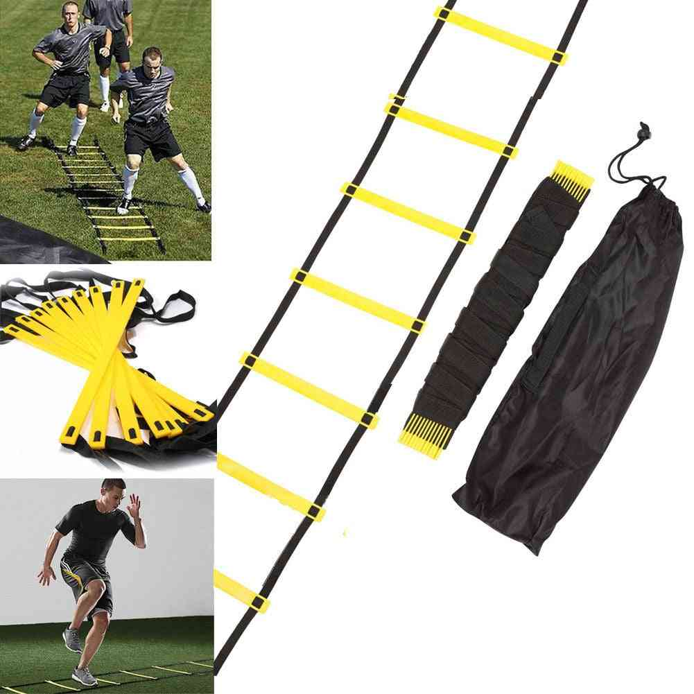 Nylon Straps Training Ladders - Agility Speed Stairs For Fitness
