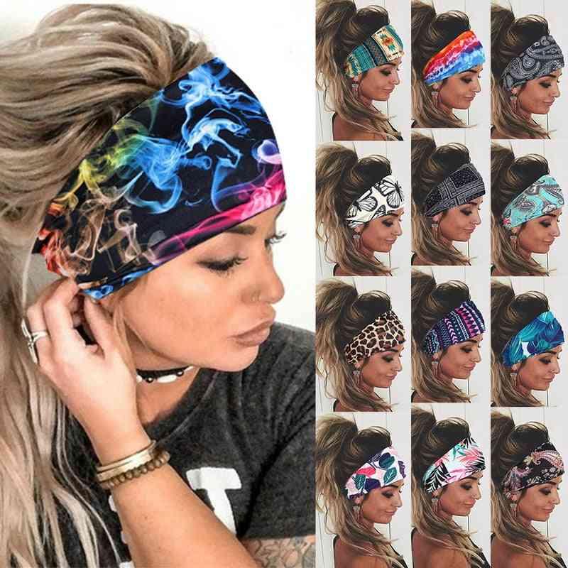 Yoga Sport Sweat Headband