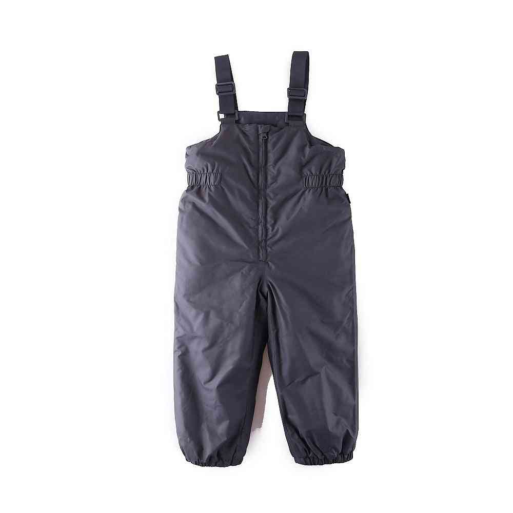 Ski Pants Winter Suspender, Water & Windproof Warm Padded Light Pant