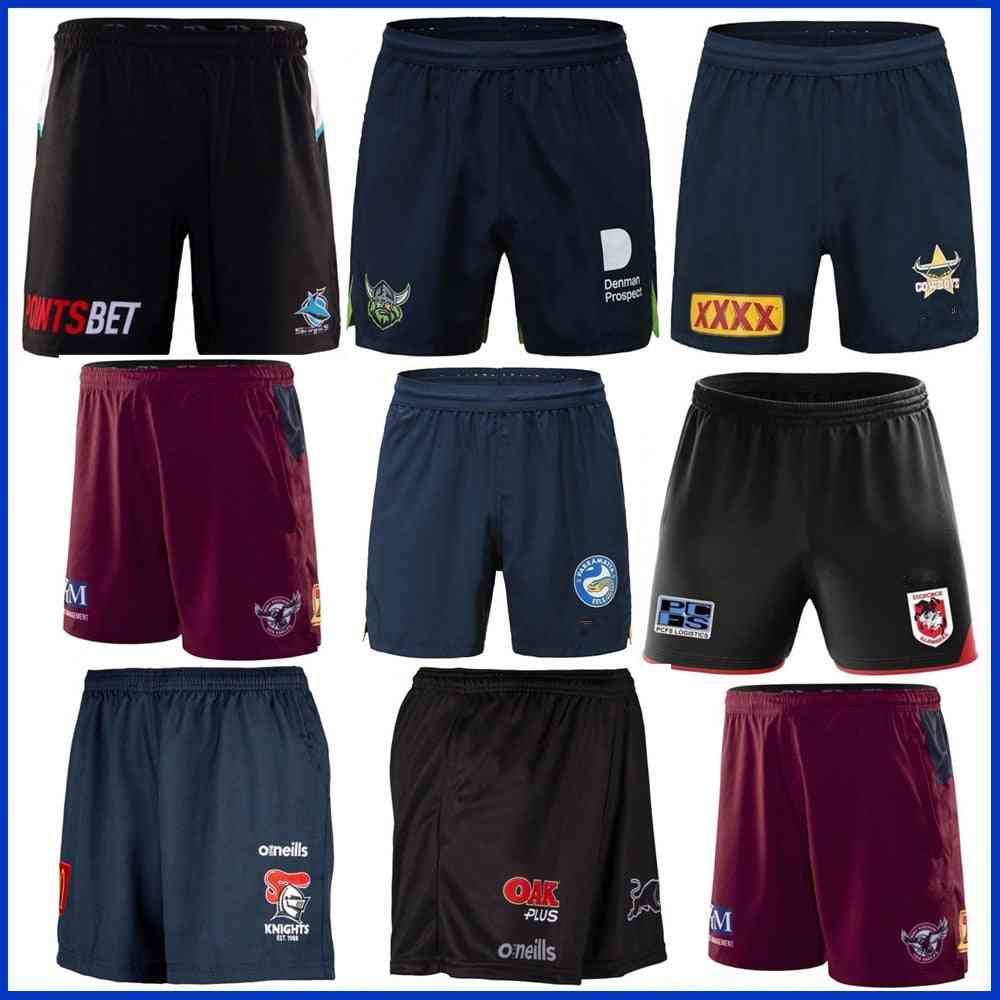 Quick Dry And Breathable Rugby Shorts