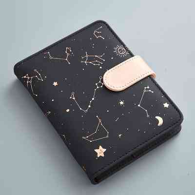 Pu Cover For Pocket Size Agenda Planner
