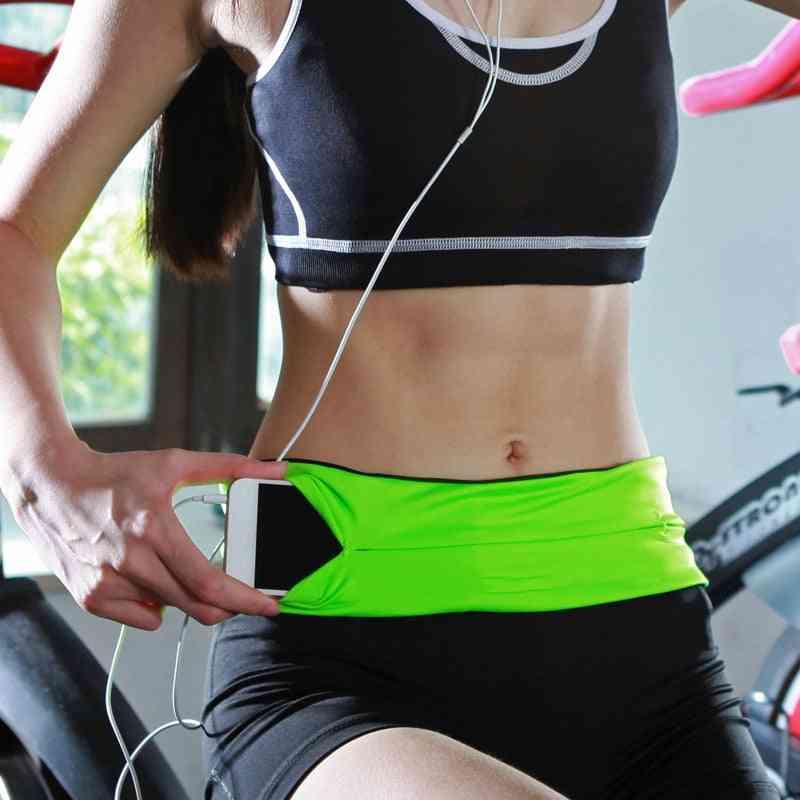 Professional Running Waist Bag Men Women Jogging Gym Trail Cycling Sports Belt Belly Pack