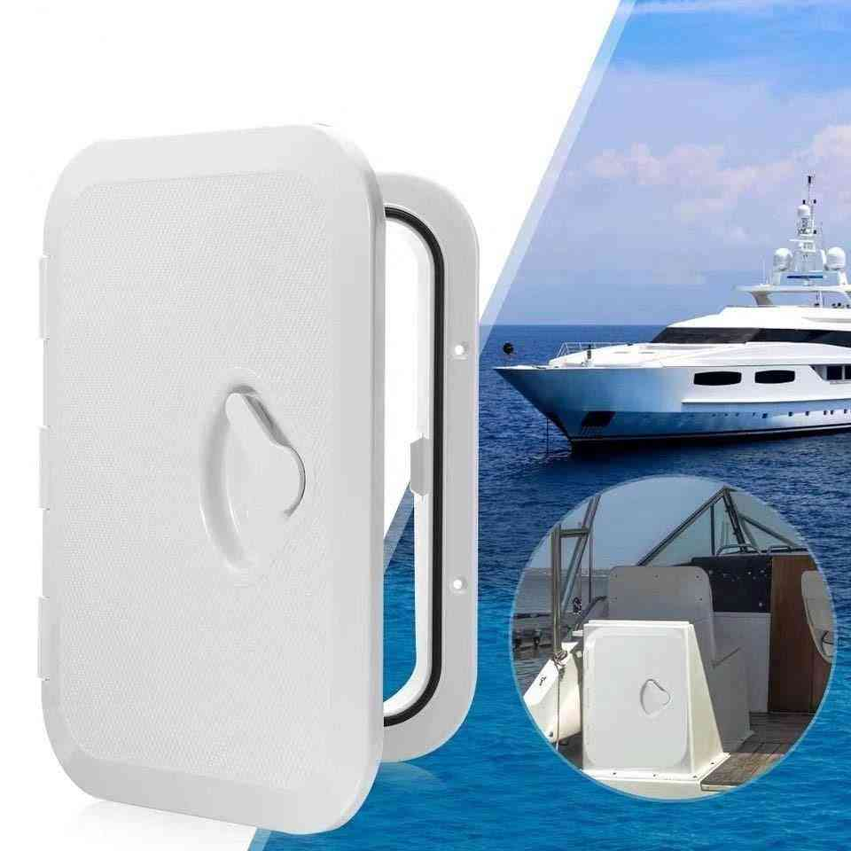 Deck Marine, Hatch Door Access, Boat Hatches, Inspection Yacht Cover
