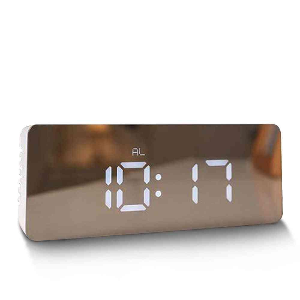Led Digital Display Table Alarm Clock