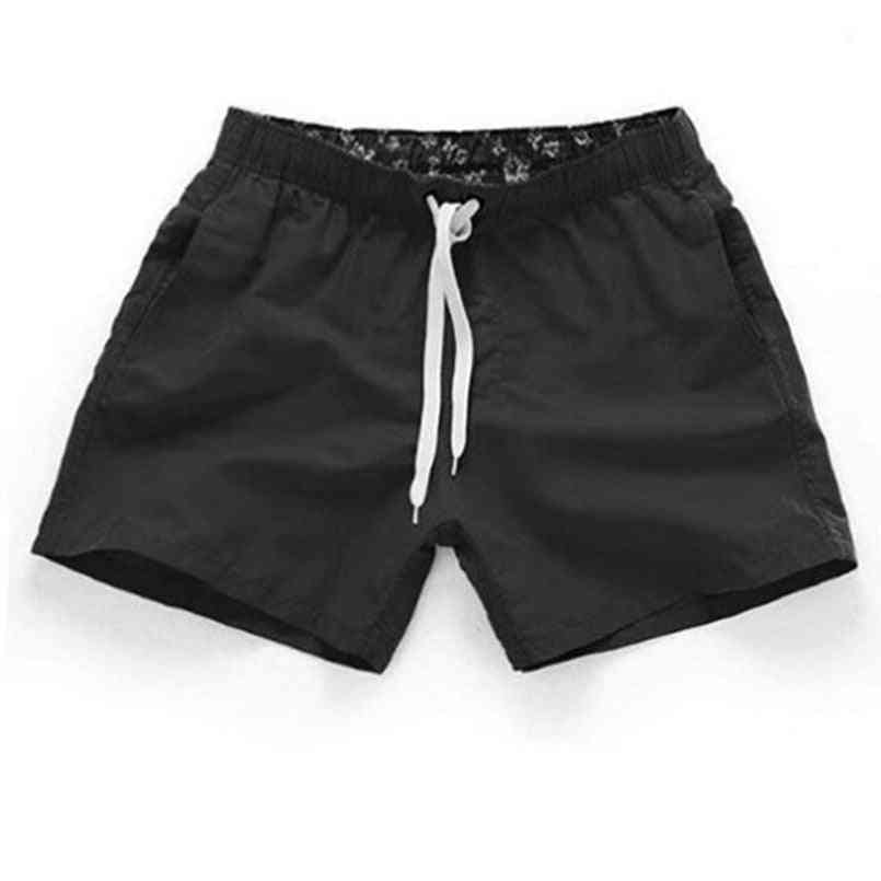 Summer Beach Shorts Men Swimming Shorts Leisure Sport Running Jogger Shorts Quick Dry