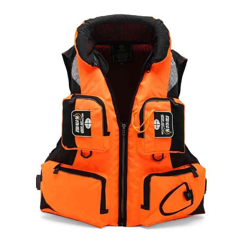 Buoyancy Aid Swimming Boating Sailing Fishing Sports Safety Jacket