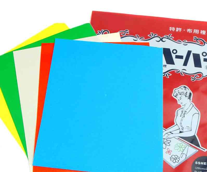 1pcs Colorful One Side Fabric Drawing Tracing Paper For Cloths