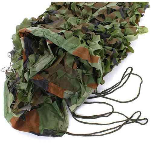 Woodland Net, Shooting Hide Army Hunting Camo Netting