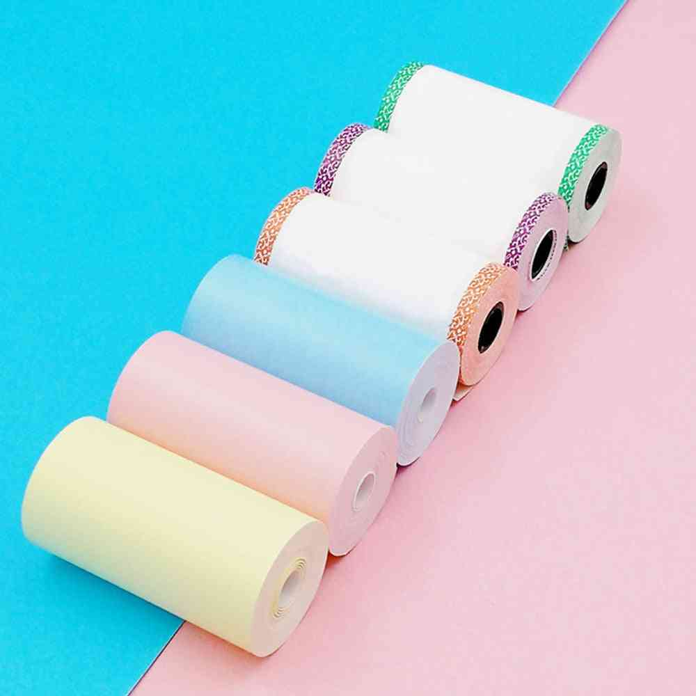 Printable Paper Roll, Direct Thermal Paper