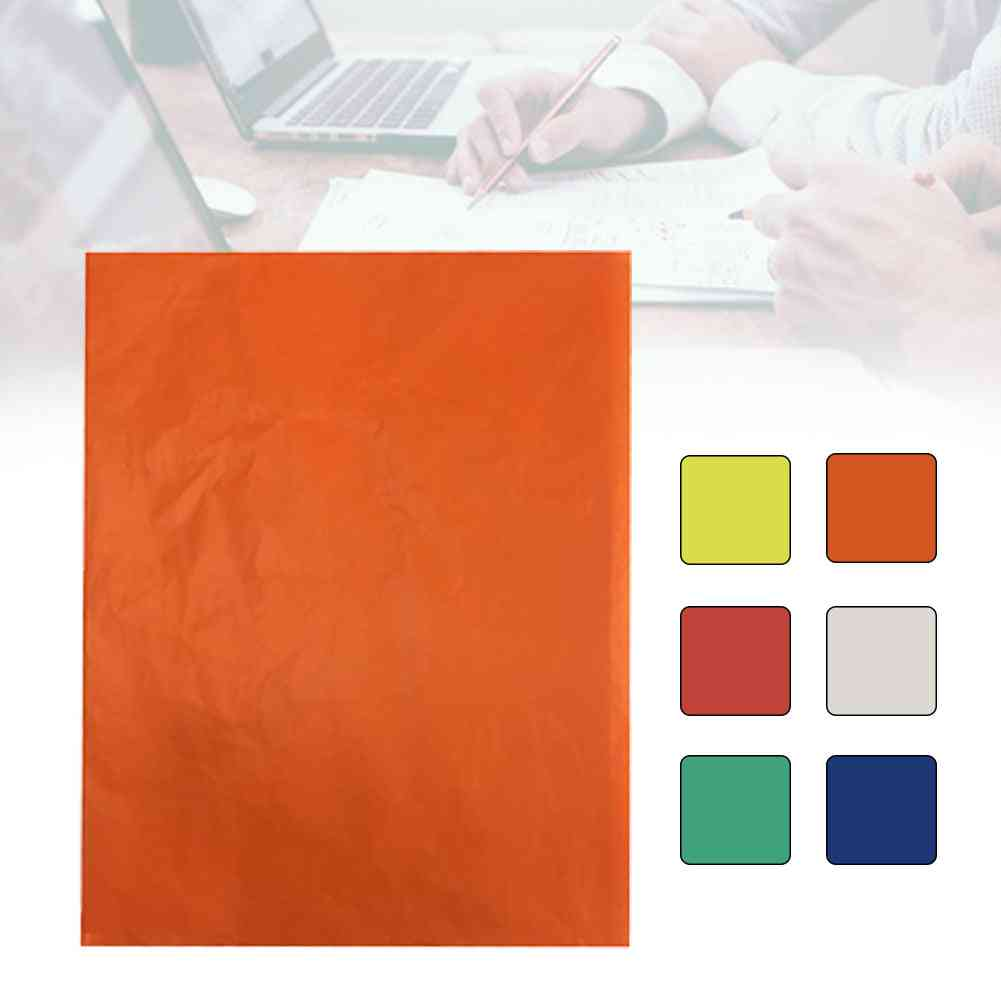 Reusable Colorful Carbon Tracing Paper