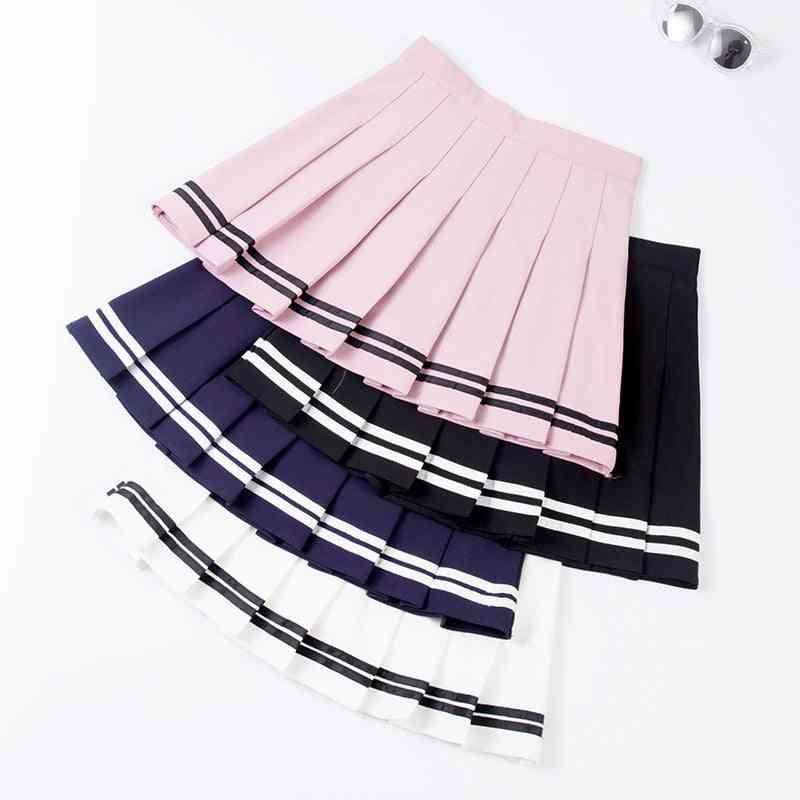 Mini Pleated Dance/sports Skirt
