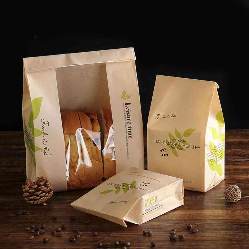 Food Packaging Laminating/oilproof Kraft Bags