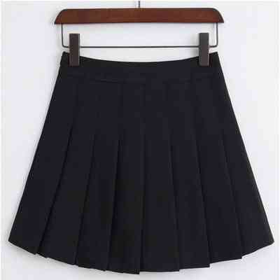 Women's Tennis Skirt Uniform With Inner Shorts Underpants