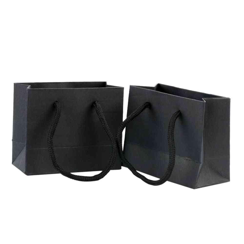 Kraft Paper Handles Bags