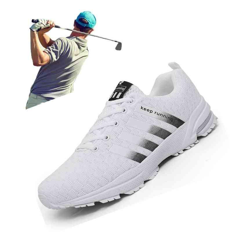 Men Women Golf Sport Shoes Outdoor Golf Training Sneakers