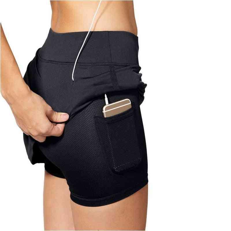 Women Summer Sports Short Mini Skirt