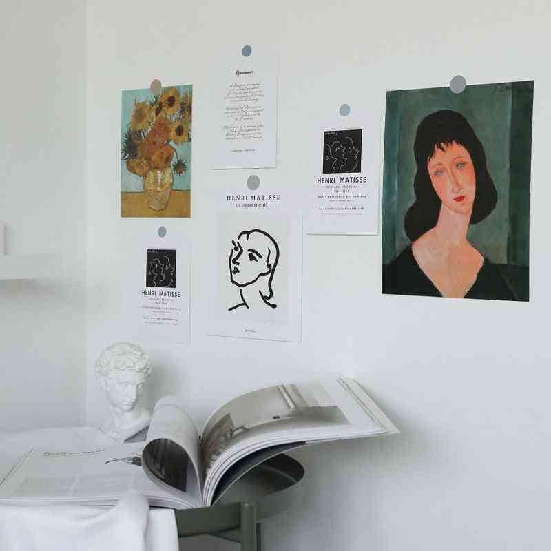 Decoration Card, Photo Frame, Creative Postcard, Wall Sticker Greeting Cards