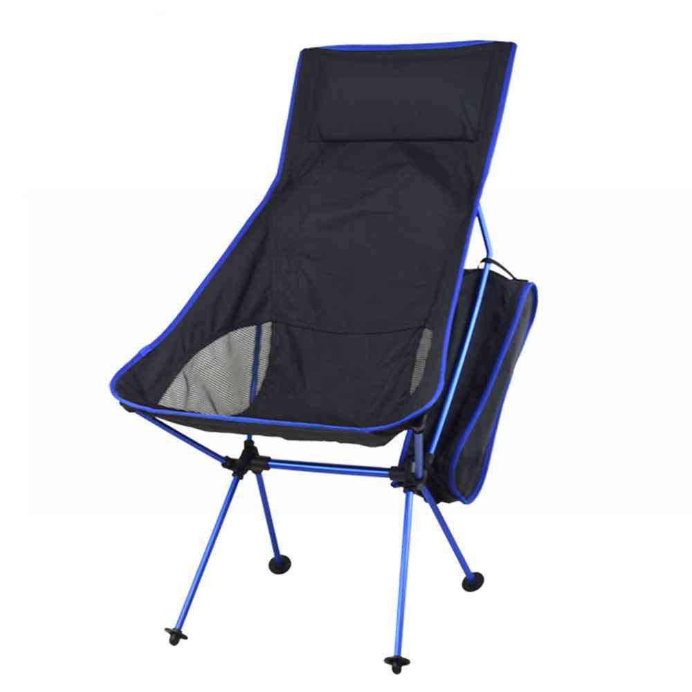 Portable Folding Beach Chair Ultralight Seat