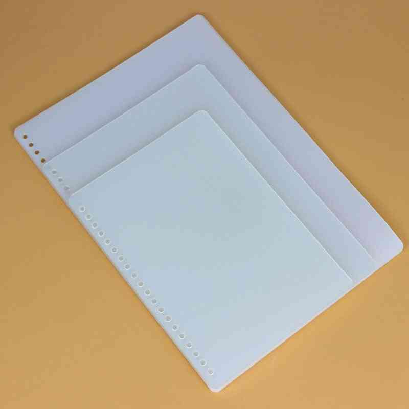 A4 / A5 / A6 Notebook Covers
