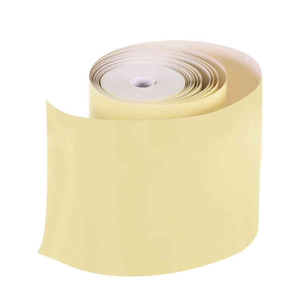Color Thermal Paper Roll/bill Receipt Photo Paper, Clear Printing