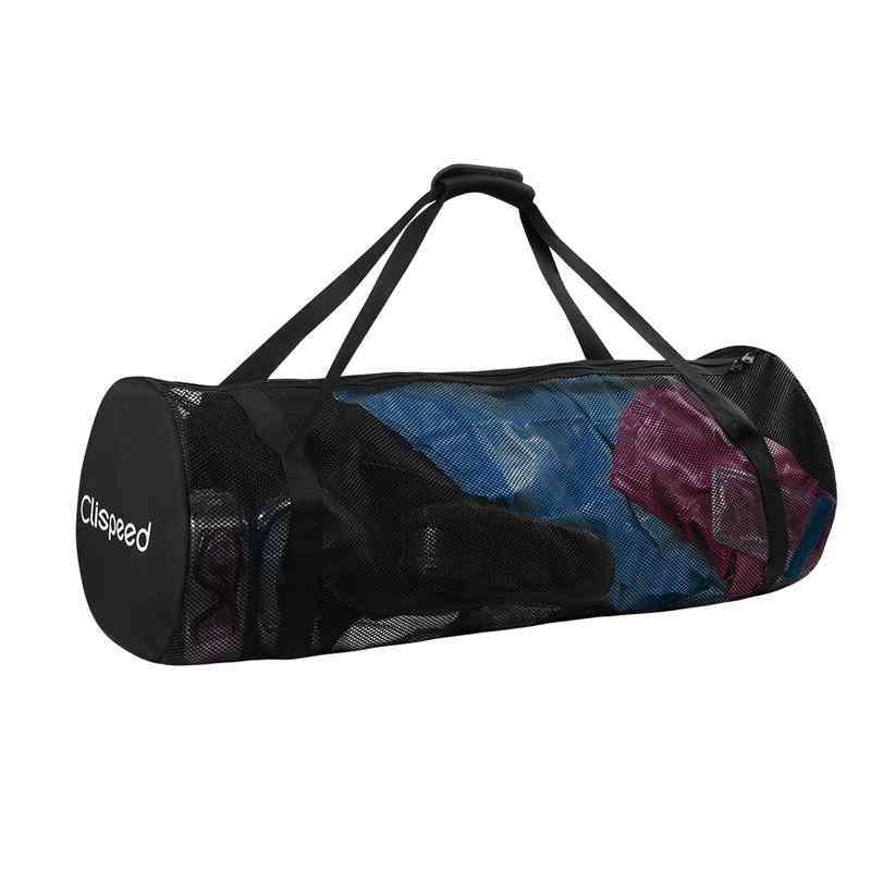 Mesh Duffle Bag, Lightweight Pool Storage Bags