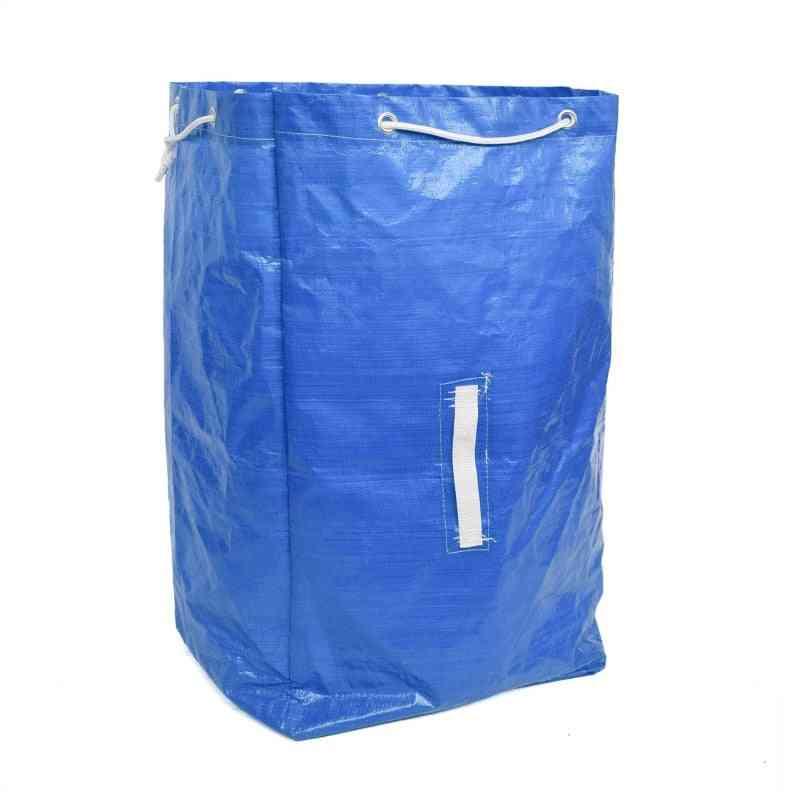 Outdoor Garden Organizer Bag, Portable Heavy Duty Leaf  Bags
