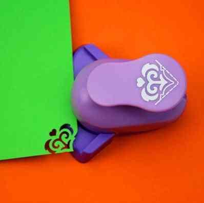 Leaf Corner Punch Diy Craft Punch Hole Puncher Scrapbook Paper Cutter