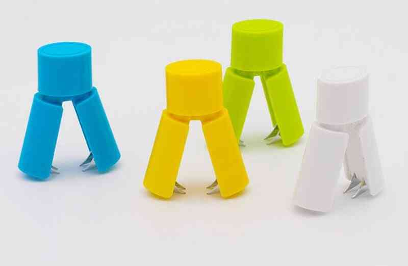High-end Design Creative Metal Comfortable Handheld Staple Remover