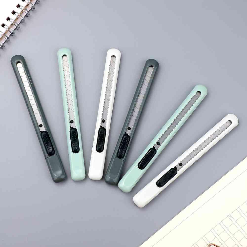 Cute Modelling Paper-splitting Mini Utility Simple Portable Art Knife