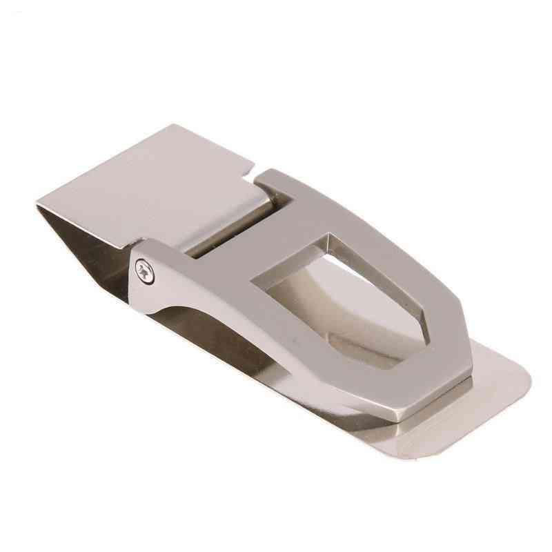 Stainless Steel Money Paper Stainless Steel Clip